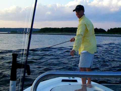 Skinny Water Stripers- Dyer Island, RI