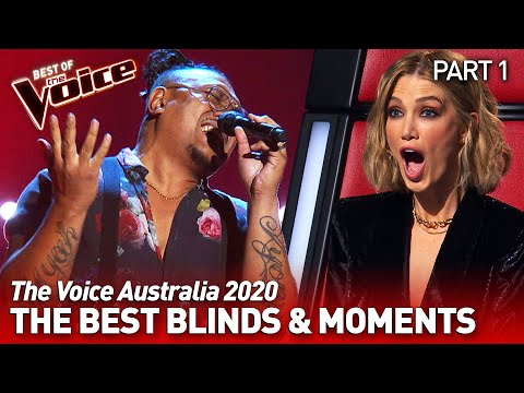 The Voice Australia 2020: Best Blind Auditions & Moments | PART 1