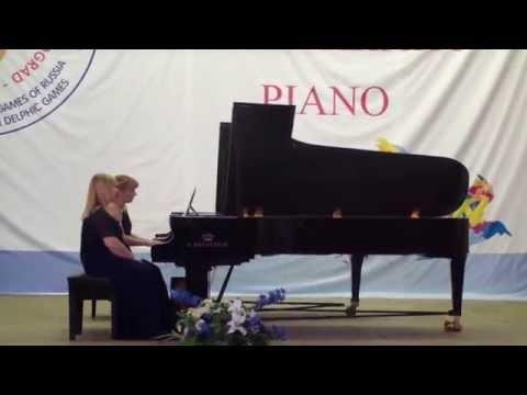 Франц Шуберт - Интродукция и вариации на оригинальную тему для фортепиано в 4 руки, си бемоль мажор