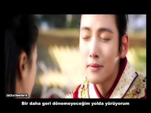 [Turkish Sub]Park Wan Kyu (박완규) - 바람결 (Wind Breeze) [Empress Ki OST]