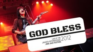 "God Bless ""Bara Timur"" Live at Java Jazz Festival 2012"