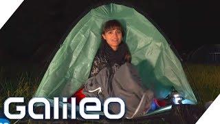 Die besten Camping Gadgets im Check | Galileo | ProSieben