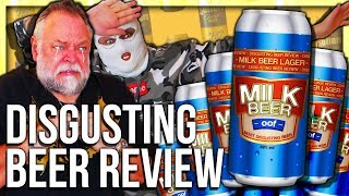 DISGUSTING BEER REVIEW (GONE WRONG)