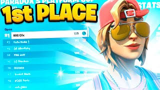 How I won 1ST PLACE 🏆 in this SOLO CASH CUP ($2,000) | Clix