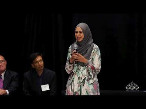Zahra Billoo - Be Courageous, this is the time!