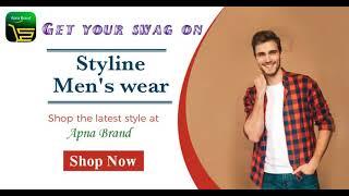 Men's wear... get y๐ur swag on