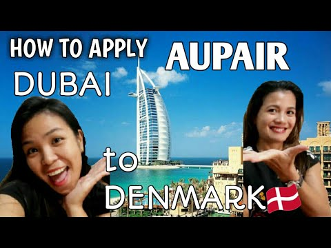 Q&A How to Apply AUPAIR from DUBAI (UAE) to DENMARK🇩🇰 /EUROPE/OFW