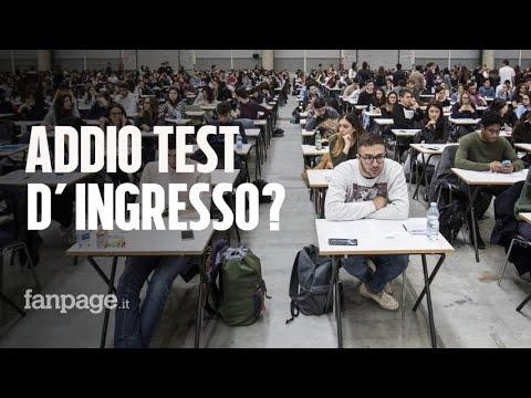 Test di Medicina abolito, rivoluzione per gli studenti: la proposta per il 2020 e cosa cambia from YouTube · Duration:  2 minutes 15 seconds