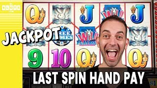 🖐️ Last Spin HAND PAY 💰 Quick Hit Bonus @ Seneca Casino ✪ BCSlots