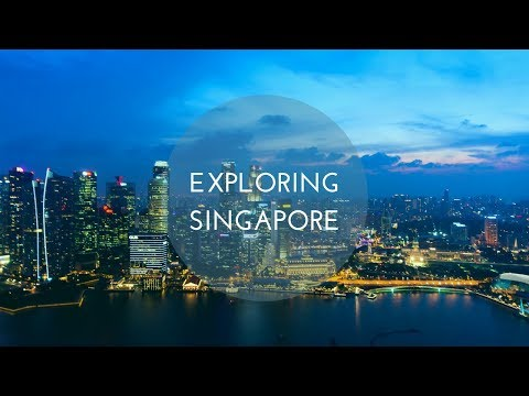Singapore Travel Vlog | Marina Bay Sands, Gardens By The Bay... #travelvlog #vlog