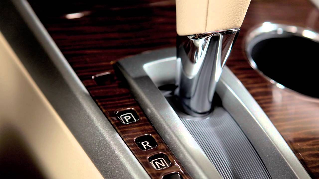 2013 Nissan Altima Sedan Shift Lock Release Youtube