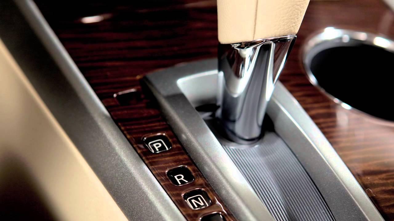 Nissan Quest Interior