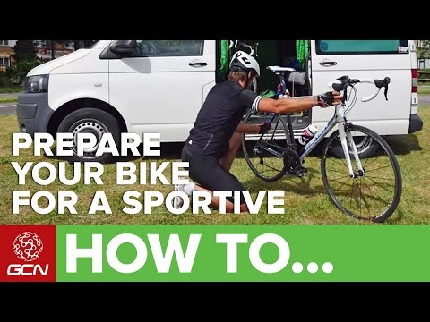 How To Prepare Your Bike For A Sportive | Ridesmart