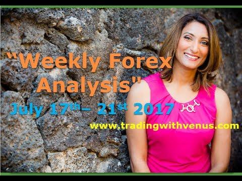Weekly Forex Market Analysis   July 17   21 2017