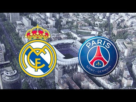 PREVIEW: Real Madrid vs PSG