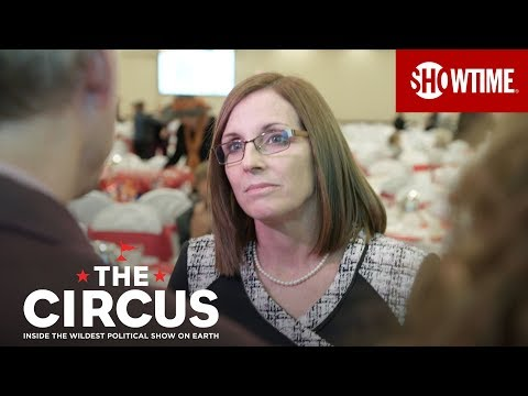 Rep. Martha McSally on How She Disagrees with Trump | THE CIRCUS | SHOWTIME