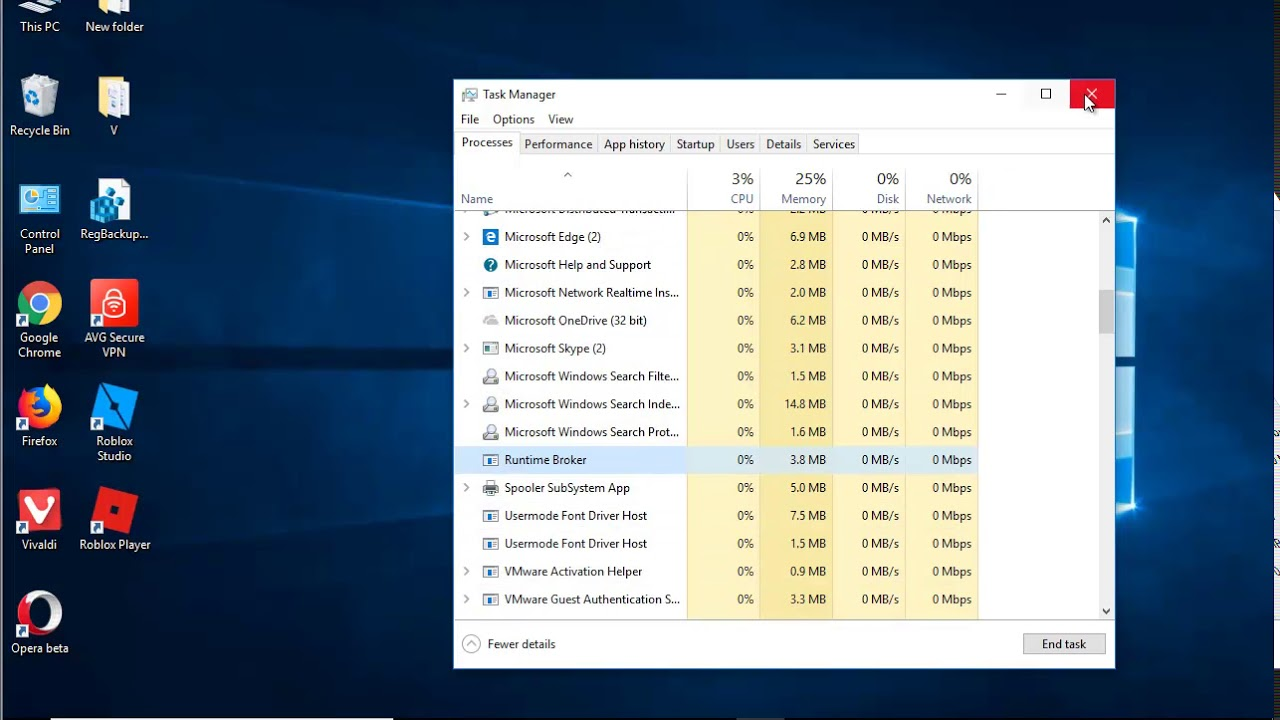 Can't Uninstall Roblox Studio Uninstall Roblox Player On Windows 10 Youtube