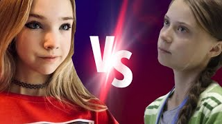 Naomi Seibt vs. Greta Thunberg: Whom Should We Trust?