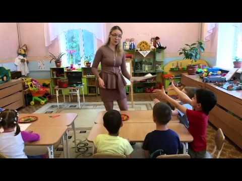 """Фронтальное занятие с детьми старшего возраста по теме """"Сад-огород"""" (2 часть)"""