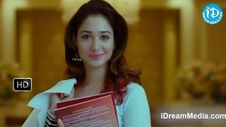 Racha movie - ram charan, ajmal ameer nice, tamannaah challenging scene