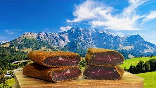 Recept na domácí sušené maso na dva způsoby: italský a arménský Basturma