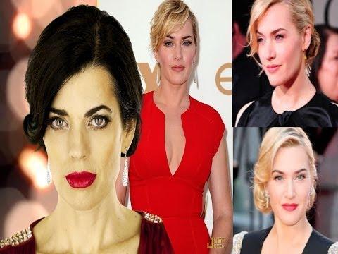 """Kate Winslet """"Golden Globes"""" Makeup Tutorial thumbnail"""