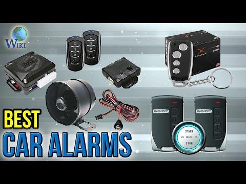 8 Best Car Alarms 2017
