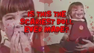 Is This The Scariest Doll Ever Made?