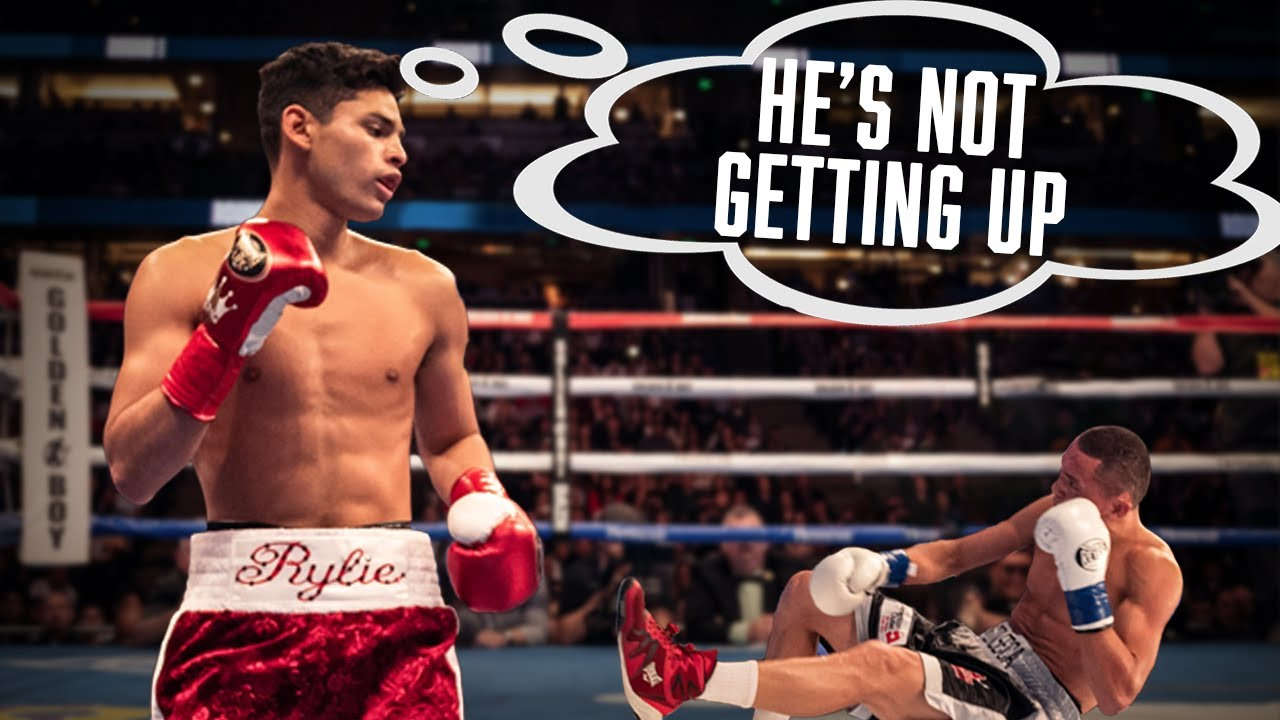 Ryan Garcia Reacts to His Fight vs. Francisco Fonseca: Inside a Fighter's Mind