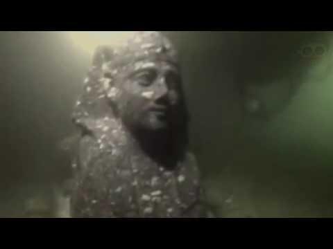 Топ 10 Шокирующих Вещей, Найденных Под водой