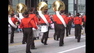 The Chicago McDonalds Thanksgiving Day Parade  2012