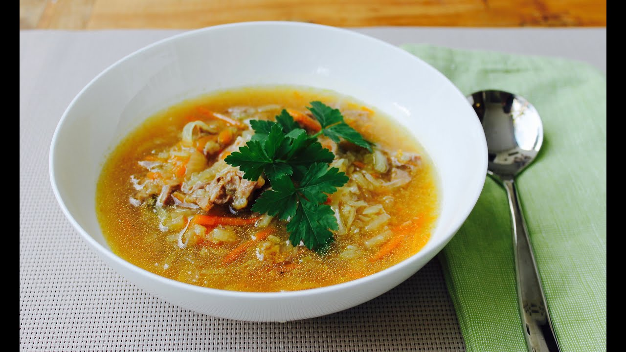 Mutton shurpa - prepare a masterpiece of oriental cuisine 96