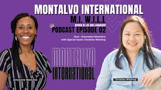 M.I. W.I.L.L. Podcast -- Series 1 Episode 2: Purpose, Identity, and Calling with Christine Wiethop