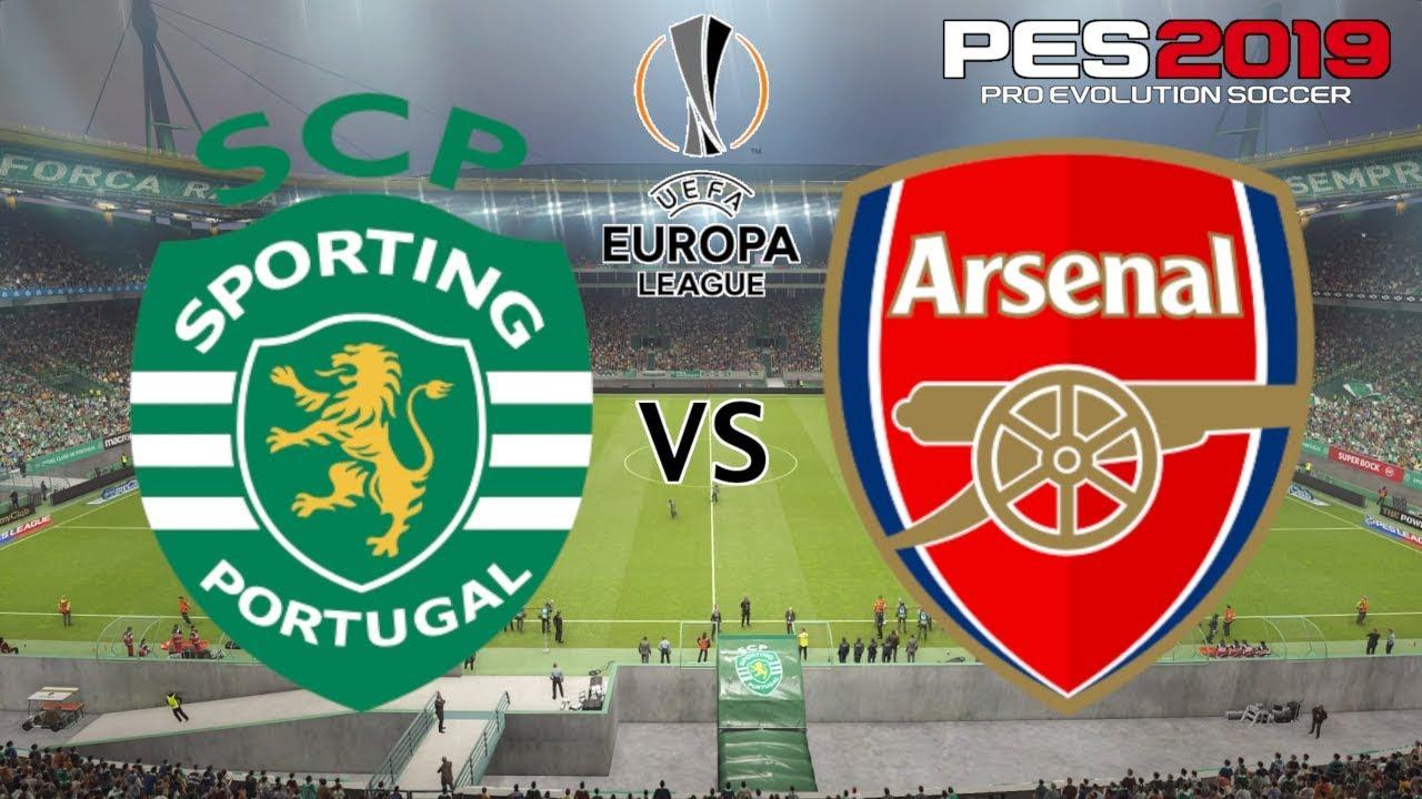 Sporting Lisbon Vs Arsenal
