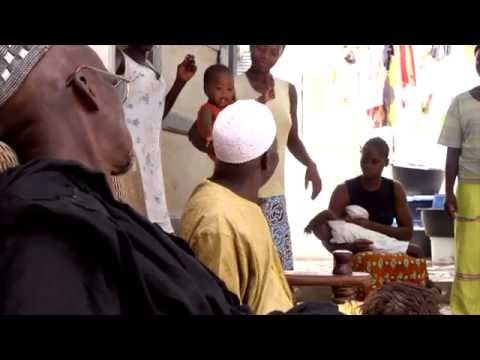 Health insurance and exclusion in Senegal (Health Inc project)
