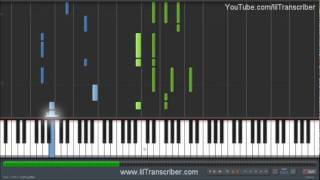 Katy Perry - Last Friday Night (T.G.I.F.) Piano Cover by LittleTranscriber
