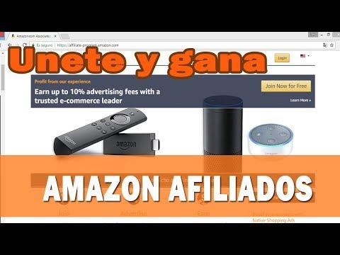 Amazon Affiliates: La mejor forma de ganar dinero sin inversión