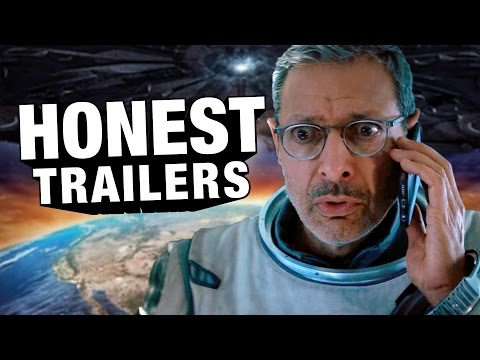 Honest Trailers - Independence Day: Resurgence