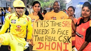 CSK VS SRH : intha Match Miss Agathu ………..| MSDhoni | Warner | CSK | SRH