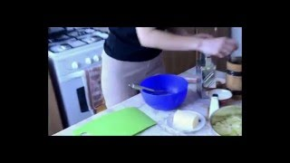 """Рецепт для здорового и правильного питания """"Кабачок запеченный под сыром"""""""