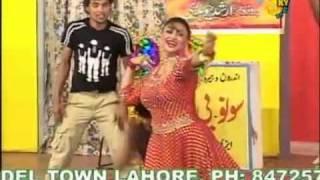 kina sona teno rab ne by tahir yousaf (anjuman shahzadi).flv