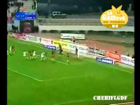 Algérie 1 - 1 Cameroun (CAN 2004)