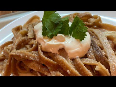 Аришта-Армянская кухня-Простой рецепт