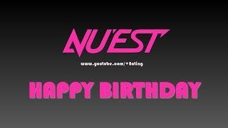 Nu'est - Happy Birthday - Instrumental Cover
