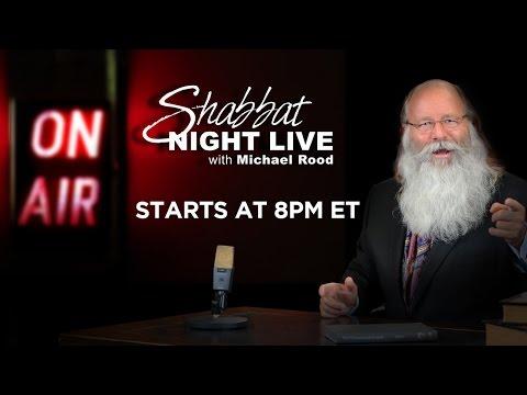 LIVE: Preparing for Passover! – Shabbat Night Live – 4/14/17