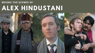 Acting with Tom Alter, Om Puri, Yashpal Sharma, Govind Namdev   Alex Hindustani