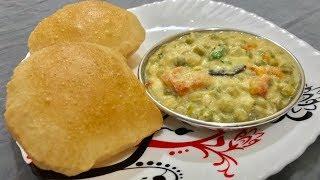 Pattani Kurma In Tamil | Chapati Side dish | Green Peas Masala | Pattani Masala | curry