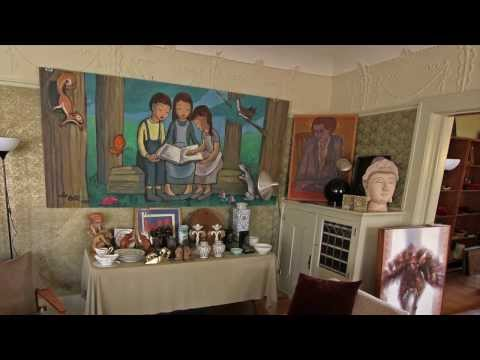 Hughes Estate Sales Los Angeles presents the La Loma Road Estate Sale