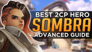 Overwatch: BEST HERO for 2CP - Sombra Advanced Guide