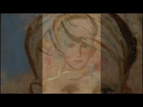 Kenzo Okada 肯所·奧卡達 (1902-1982) Abstract Expressionism American